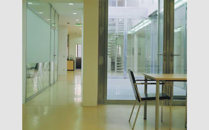 TDV Büroumbau
