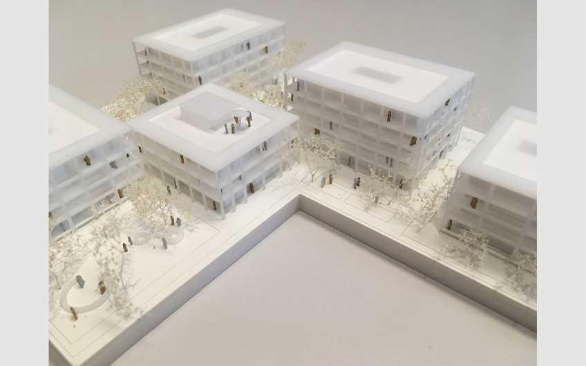 Wohnbebauung Marburger Straße